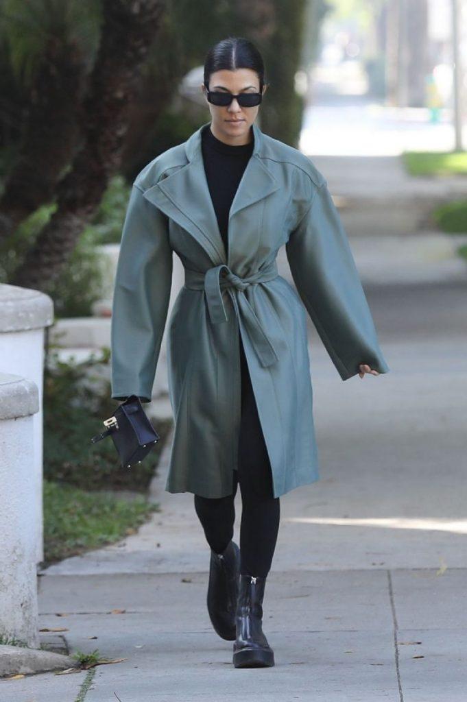 Kourtney Kardashian Petite Boots